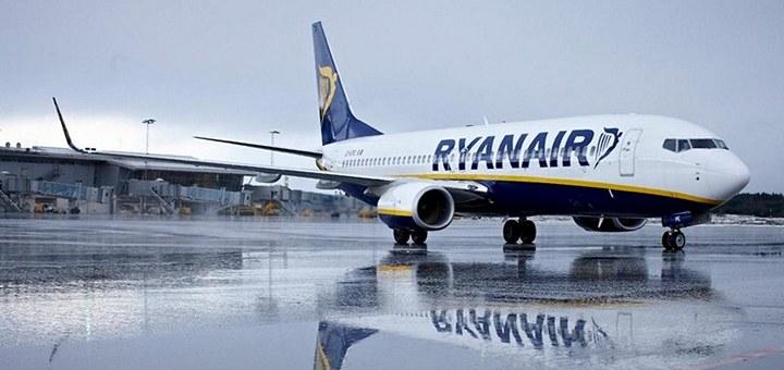 Авиакомпания Ryanair закроет рейсы из Киева в Стокгольм и Нюрнберг! -
