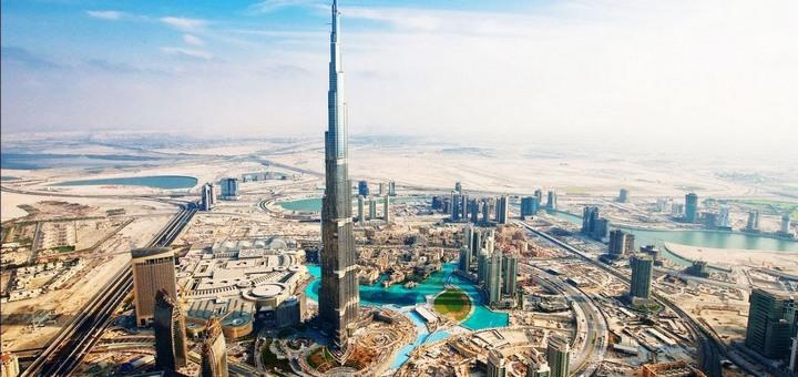 Горячие предложения туров в ОАЭ на 7 ночей всего от $147 с человека ($293 на двоих)! -