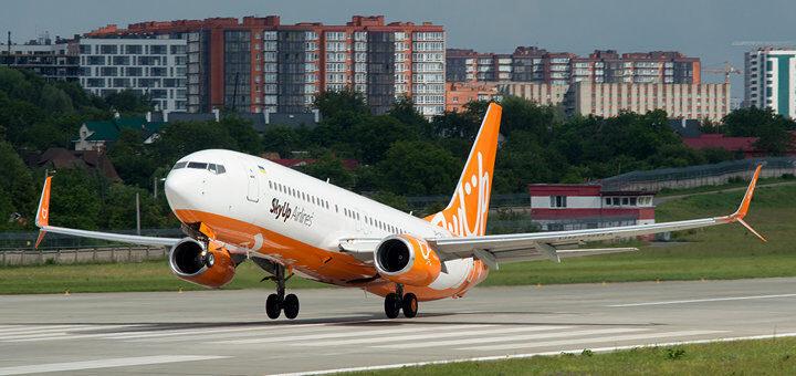 Новый рейс от SkyUp из Львова в Баку уже в июле! -