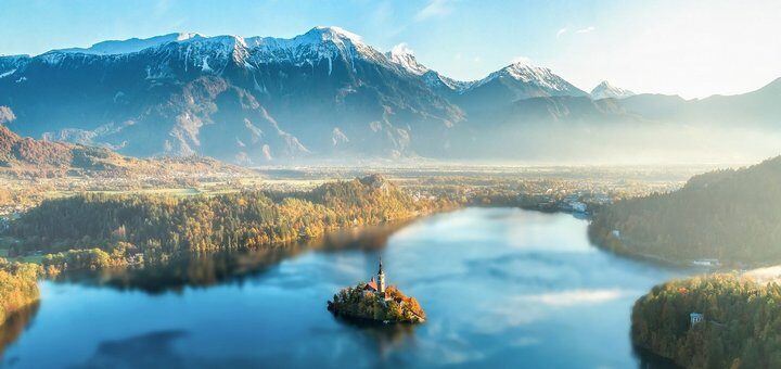 Въезд в Словению туристам ограничено, Windrose отменяет рейсы в Любляну! -