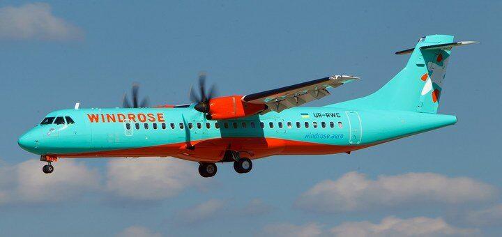 Windrose откроет рейсы в Черногорию Киев - Подгорица с декабря! -