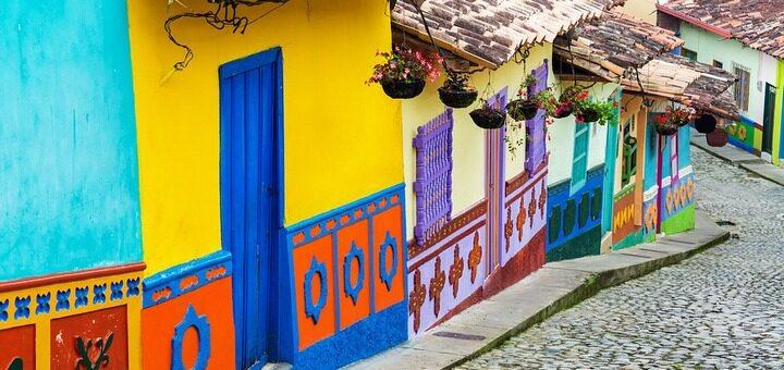 Lufthansa: авиабилеты из Киева в Боготу (Колумбия) от € 687 в обе стороны! -