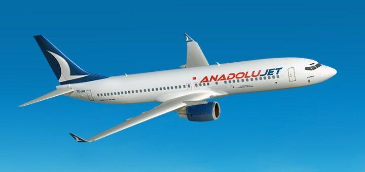 Хит от AnadoluJet! Авиабилеты Киев - Анкара от € 3 (три евро) в обе стороны! -