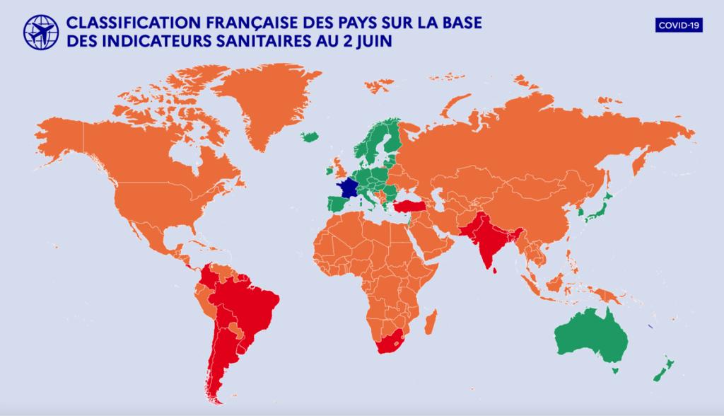 Франция открыла границы для вакцинированных туристов из Украины! -